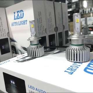 3 Color LED Auto Light