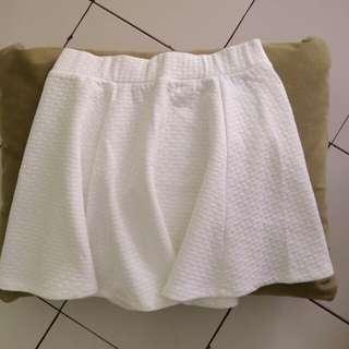 Rok mini model payung