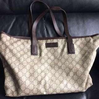 [FURTHUR SALE] Gucci tote bag