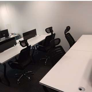 Paya Lebar Square Fully Fitted | Fast Wifi | Co-Working |  LARGE Fixed Desk