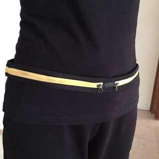 Exercise waist belt