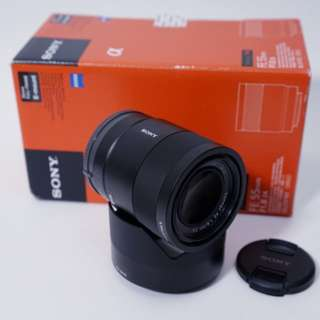 Sony FE 55mm 1.8