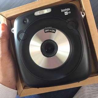 Hybrid instant camera