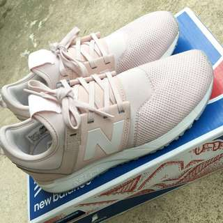 Classic Pink New Balance 247 Sneakers Women's US Size 7