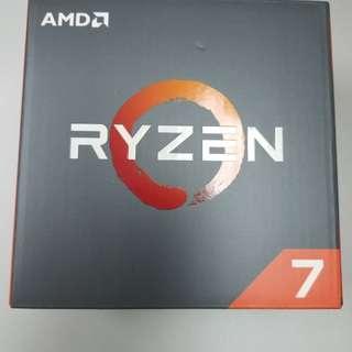 AMD Ryzen 1700X全新未開盒