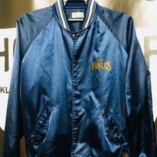 SuntoryMalts windbreaker jacket