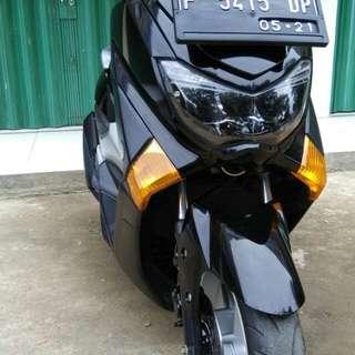 Yamaha NMax NON ABS 2016