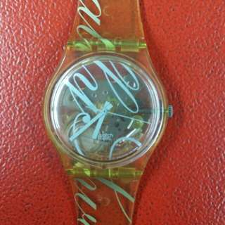 SWATCH ORIGINAL GR132 / SWEETENED