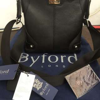 Byford sling bag authentic 100%