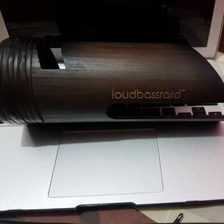 Pre loved Loudbasstard speaker