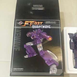 FT-03T Quakewave