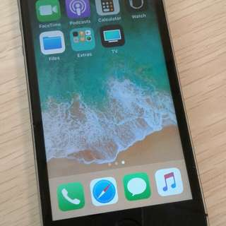 iPhone 5s 64GB Space Gray