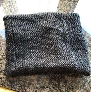 圈圈頸巾 scarf