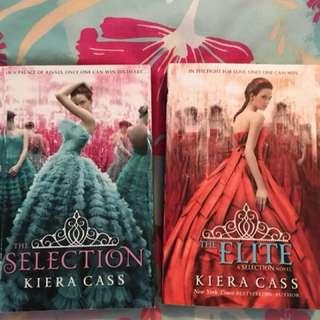 Kiera Cass, the Selection & the Elite