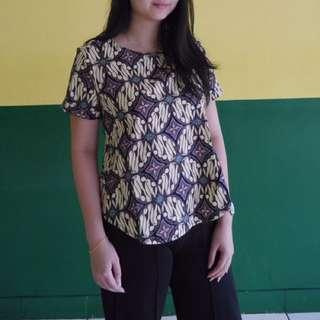 Jual Baju Baru Batik Modern