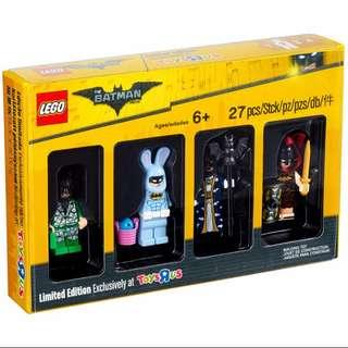 全新 LEGO 5004939 The Batman Movie Minifigure Collection ( 玩具反斗城 獨家限定商品 )