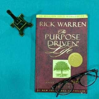 THE PURPOSE DRIVEN LIFE: A Devotional Book
