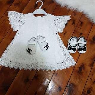 Gorgeous baby girl set