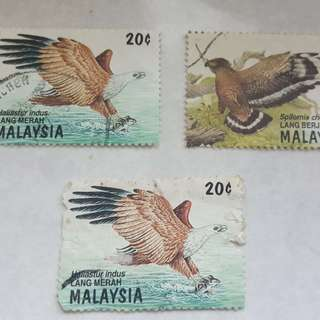OLD STAMP - MALAYSIA