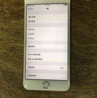 iPhone 6splus 64gb 粉色 行貨