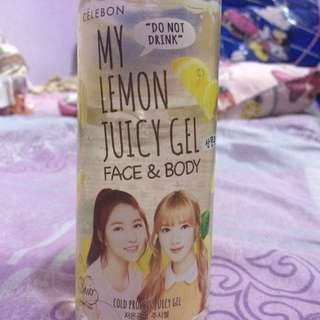 Celebon My Lemon Juicy Gel