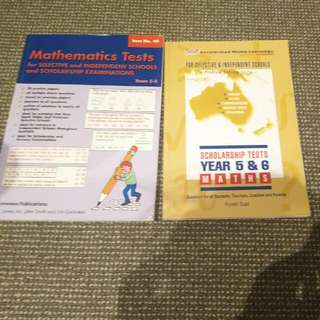 Yr6-7 Scholarship and Selective School Materials