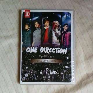 One Direction (1D) Original Up All Night Live Tour DVD