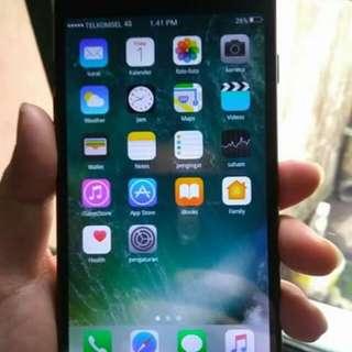 Iphone 7+ HDC 128 GB