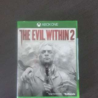 Xbox One The Evil Within 2 中英文合版