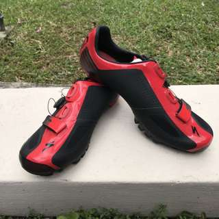 Specialized S-Works MTB cycling shoes, size 45