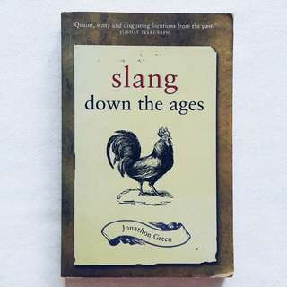Slang Through the Ages