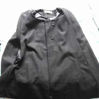 Womens cape jacket
