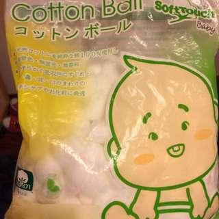 SoftTouch cotton ball 棉花球