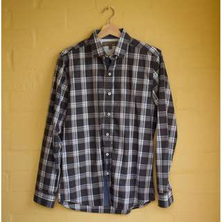 Witchery Man Checkered Shirt