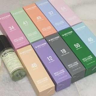 [Review] W.Dressroom / W Dressroom Fragrance Perfumes