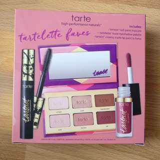 Tarte discovery set Tartlette faves