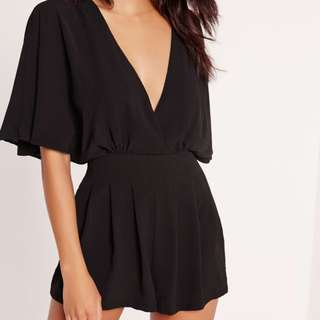Missguided Playsuit Size M