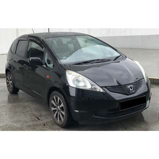 Honda Fit 1.3A for Long Term Rental