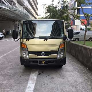 Lorry for Rent - Nissan CabStar