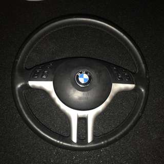 BMW e46 steering