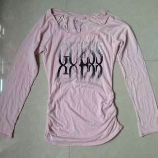 Guess Long Sleeves Top