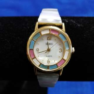 Badavici Multicolored Ladies Watch