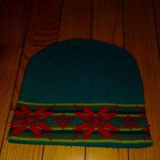 法國製 聖誕毛帽