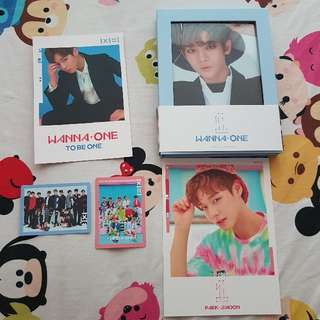 [wts/instock] wanna one official masterlist💜