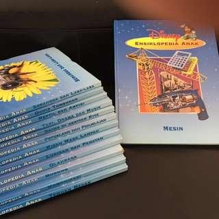 Ensiklopedia Anak 13 buku