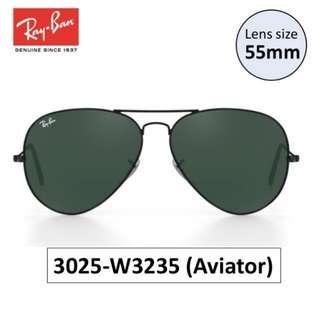 RayBan 3025-W3235 (Aviator)