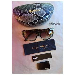 #30Flash.Preloved Mimco Catfurther Tortoise Sunglasses.Free Shipping