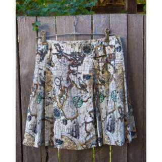 Atlas Vintage Skirt