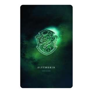 Beep Card - Slytherin 02