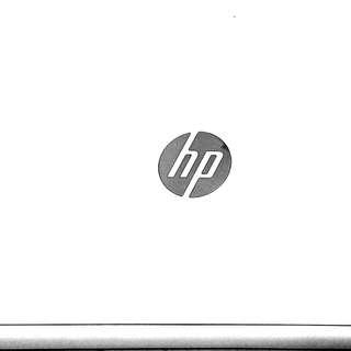 HP brand window 10 tablet laptop